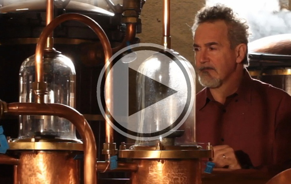 How artisan Grappa is made