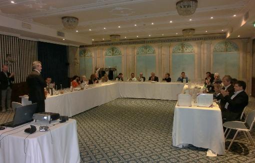 Poli Round Table 2014 Napoli